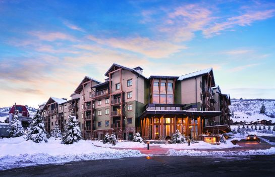 Vista exterior Wyndham Park City