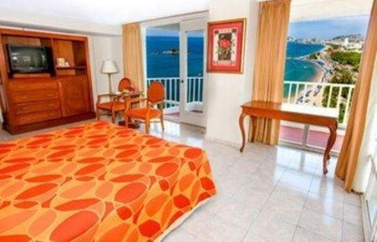 Room Hotel Krystal Beach Acapulco