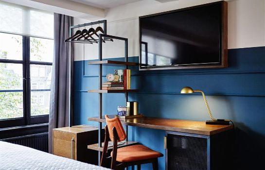 Kamers The Hoxton Amsterdam