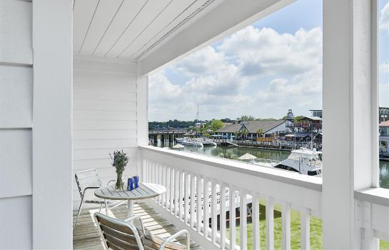 Kamers SHEM CREEK INN