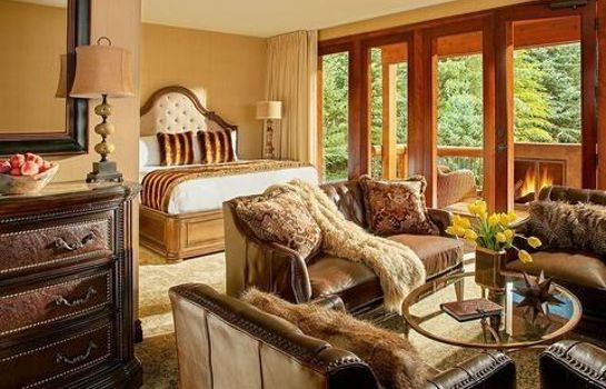 Suite RUSTIC INN CREEKSIDE RESORT AND SPA