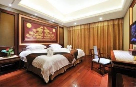 Habitación REGALIA RESORT AND SPA TANGSHAN NANJING