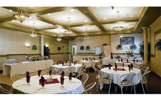 Restaurant PACIFIC INN AND SUITES KAMLOOPS