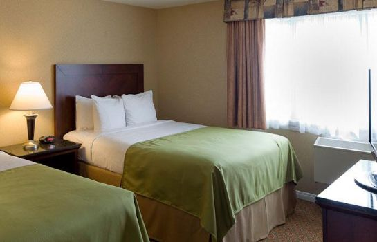Kamers PACIFIC INN AND SUITES KAMLOOPS