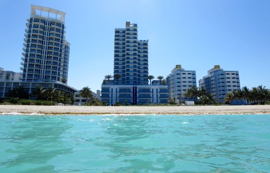 Exterior view CHURCHILL SUITES MONTE CARLO MIAMI BEACH
