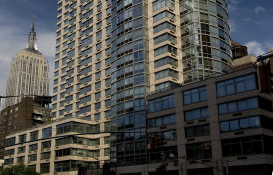 Exterior view CHURCHILL AT 800 SIXTH AVENUE