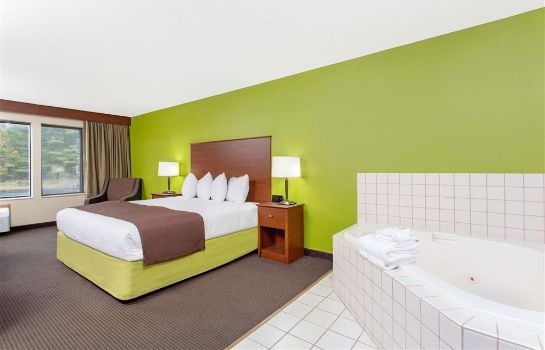 Chambre AmericInn by Wyndham Black River Falls I-94 on ATV Trail