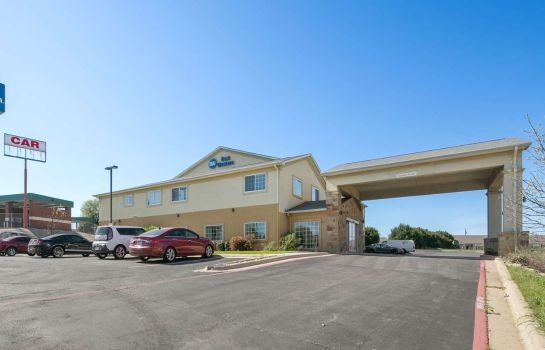Exterior view BEST WESTERN HARKER HEIGHTS