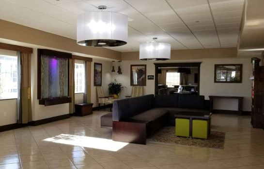 Lobby BEST WESTERN HARKER HEIGHTS