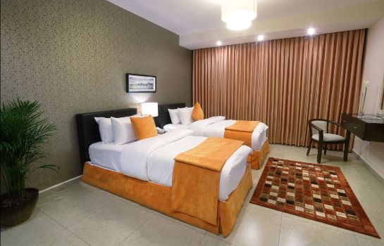 Kamers CITY ROSE HOTEL SUITES