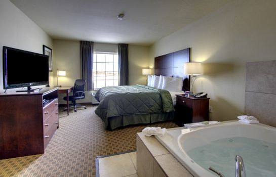 Suite Cobblestone Inn of Anthony KS