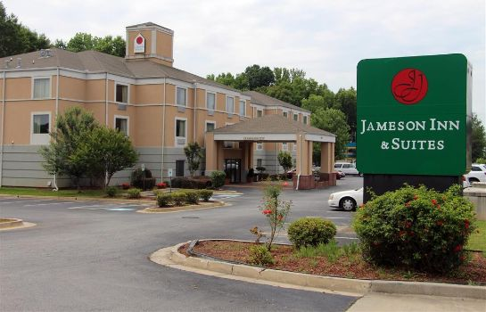 Vista exterior Jameson Inn Riverdale