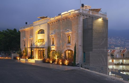 Exterior view Monte Cassino Boutique Hotel