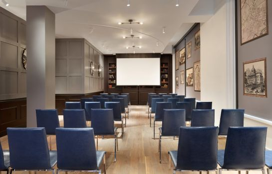 Conference room Ames Boston Hotel Curio Collection by Hilton