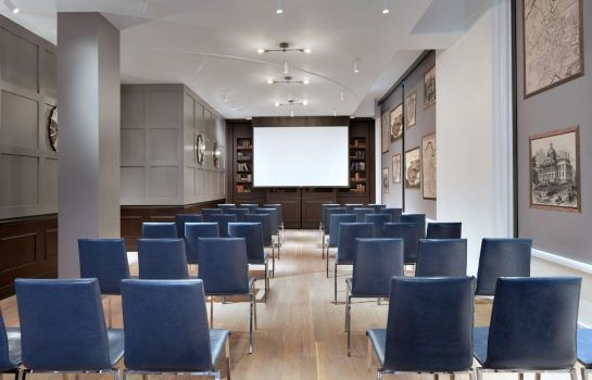 Sala congressi Ames Boston Hotel Curio Collection by Hilton