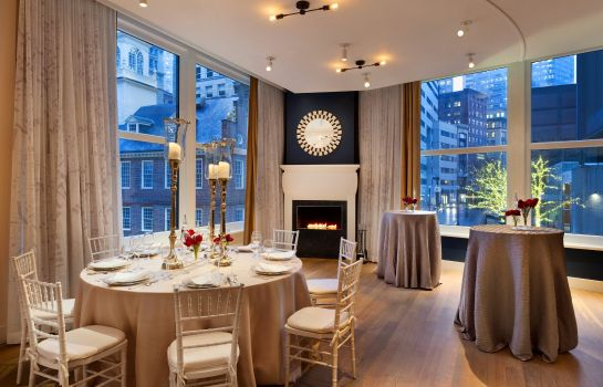 info Ames Boston Hotel Curio Collection by Hilton