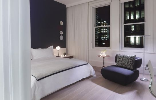 Chambre Ames Boston Hotel Curio Collection by Hilton