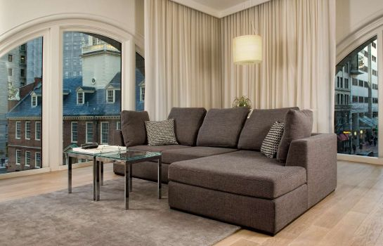 Zimmer Ames Boston Hotel Curio Collection by Hilton