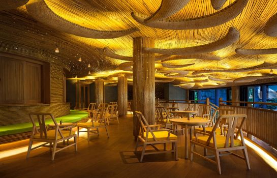 Hotel bar SIX SENSES QING CHENG MOUNTAIN