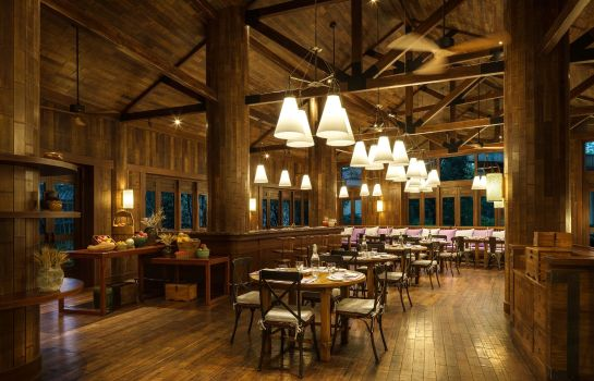 Ristorante SIX SENSES QING CHENG MOUNTAIN