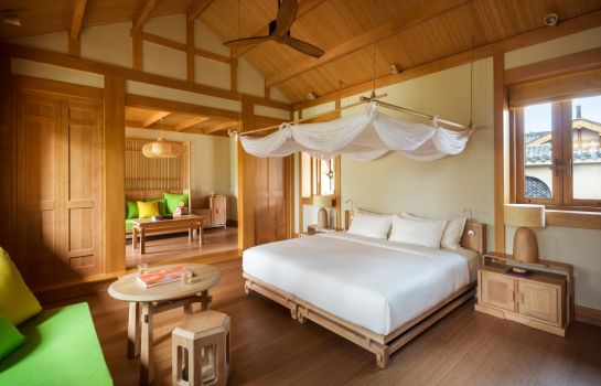 Suite SIX SENSES QING CHENG MOUNTAIN