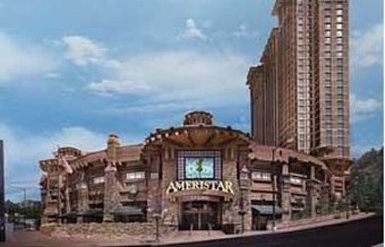 Buitenaanzicht Ameristar Casino Resort Spa Black Hawk