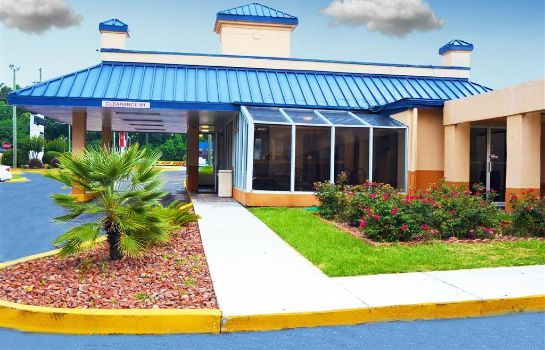 Außenansicht AMERICAS BEST VALUE INN DILLON
