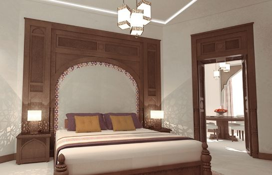 Room AL JASRA BOUTIQUE HOTEL
