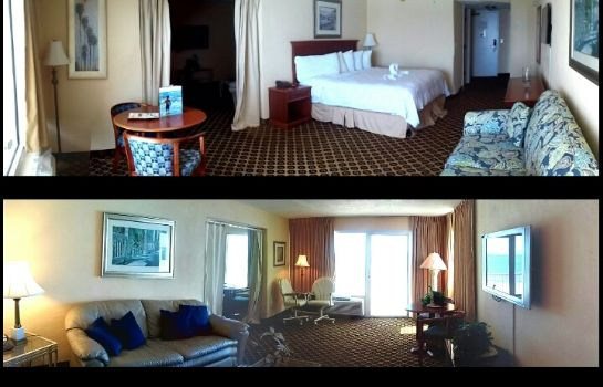 Suite Emerald Shores Hotel