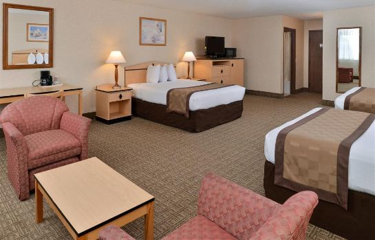 Zimmer LEXINGTON INN AND SUITES