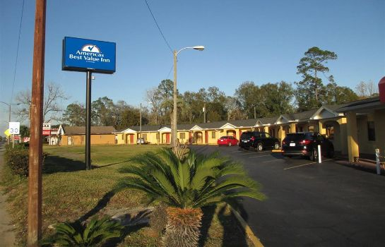 Außenansicht AMERICAS BEST VALUE INN STARKE