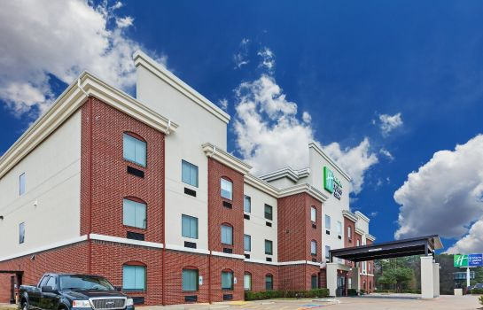 Außenansicht Holiday Inn Express & Suites LONGVIEW SOUTH I-20