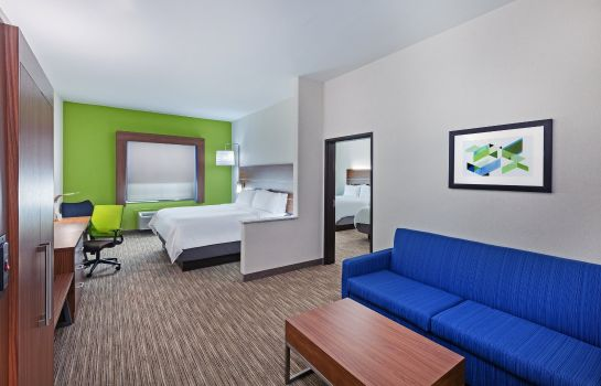 Suite Holiday Inn Express & Suites LONGVIEW SOUTH I-20