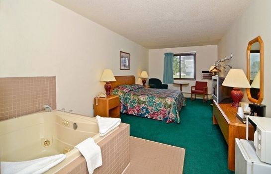 Suite AmeriVu Inn and Suites Hayward