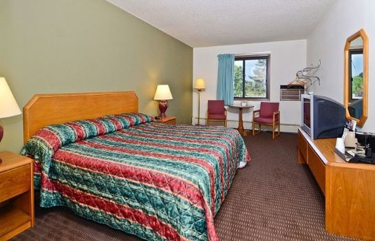 Kamers AmeriVu Inn and Suites Hayward