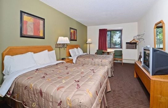 Zimmer AmeriVu Inn and Suites Hayward