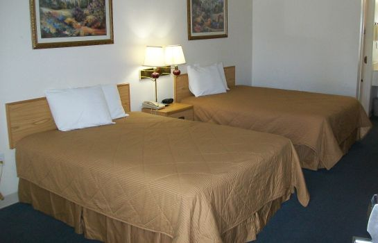 Chambre Americas Best Value Inn Kinder