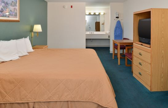 Room Americas Best Value Inn Kinder