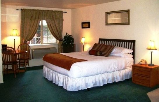 Chambre Mount Shasta Resort