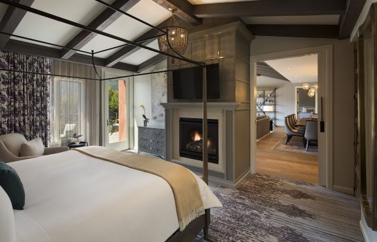 Suite Bernardus Lodge and Spa