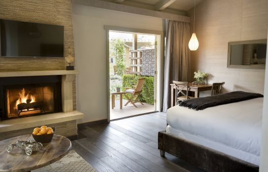 Chambre Bernardus Lodge and Spa