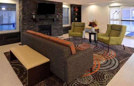 Hol hotelowy Lexington Inn and Suites