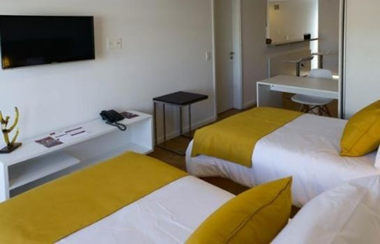Chambre 1.4 Merit Montevideo Apart and Suites