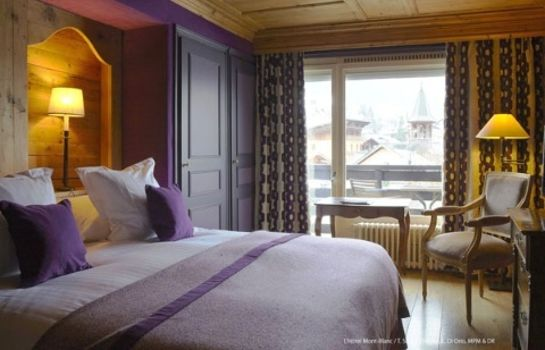 Kamers Hotel Mont Blanc