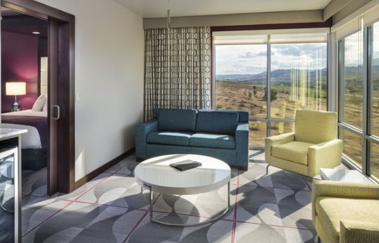 Suite 12 TRIBES RESORT AND CASINO