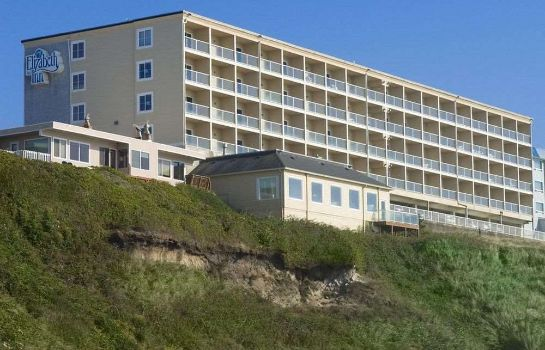 Vista esterna an Ascend Hotel Collection Member Elizabeth Oceanfront Suites