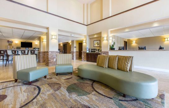 Hotelhalle THE OAKS HOTEL AND SUITES