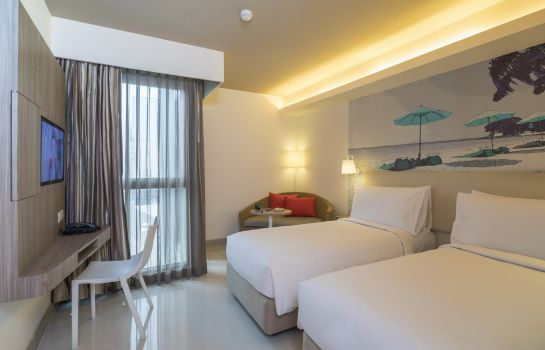 Single room (standard) Travelodge Pattaya