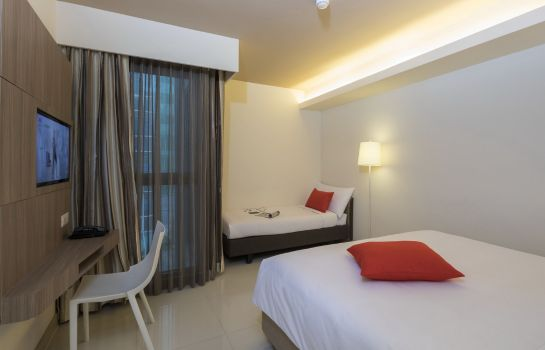 Single room (superior) Travelodge Pattaya