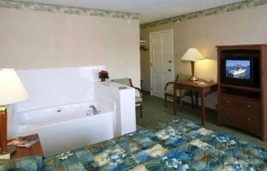 Chambre FLAGSHIP INN AND SUITES